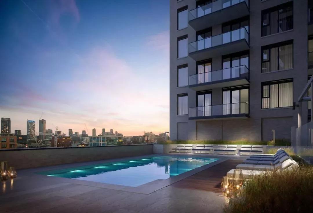 多伦多市中心最新潜力楼花:543 Richmond St. W Condos